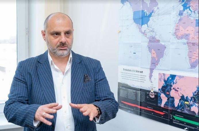 """""""I am confident the Constitutional Court will decide in favor of Caucasus Online"""" –RevazKopaladze"""