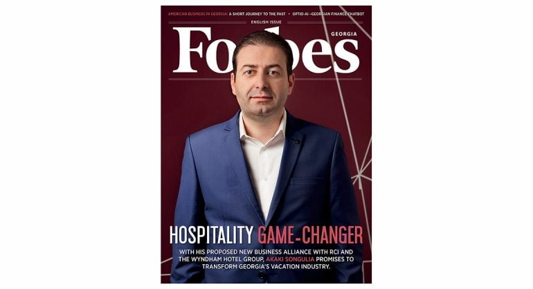 Forbes Georgia in English - Issue #3