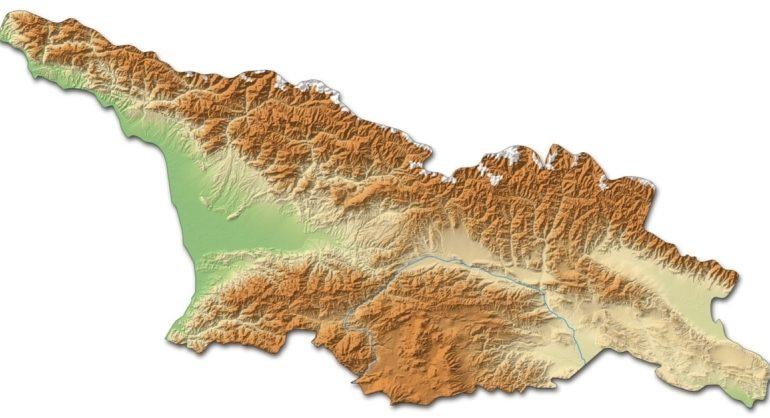 Регионы Грузии с самыми высокими и низкими доходами
