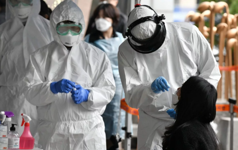 Coronavirus: South Korea's infection rate falls without citywide lockdowns like China, Italy