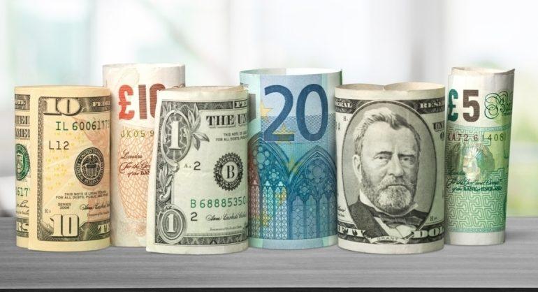 Why do lira, lari and ruble depreciate?