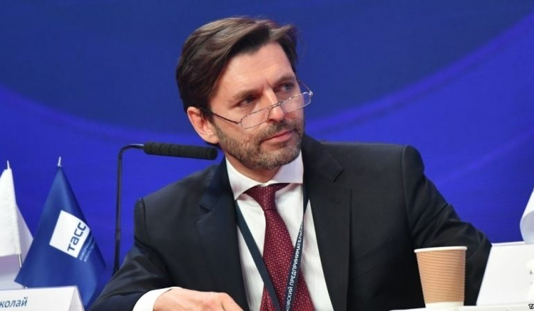 Nikolai Uskov leaving the position of the Editor-in-Chief of the Russian Forbes