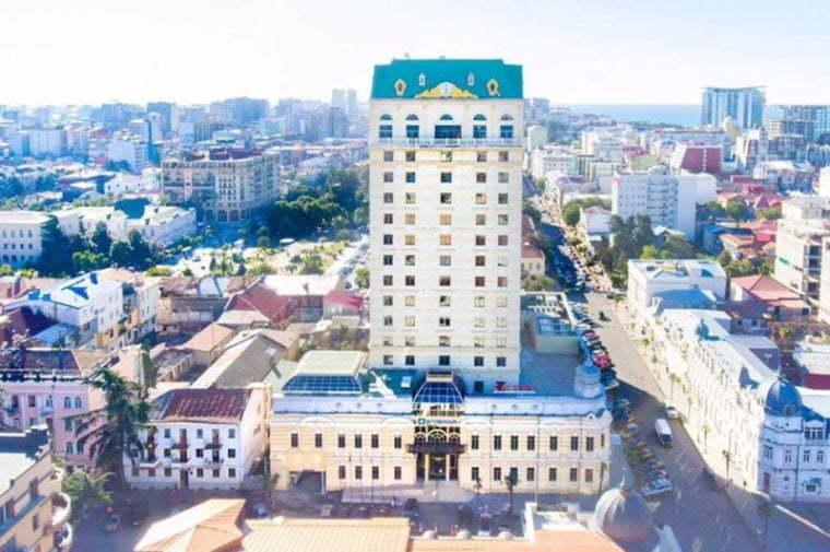 საქართველოში 37 ბრენდული სასტუმროს გახსნაა დაგეგმილი