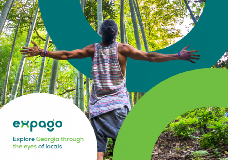 Expago - adding a new dimension to travel experience