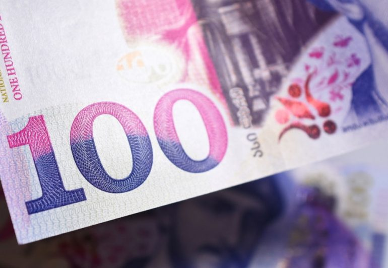 მაისში ბანკების მიერ გაცემული სესხები 249 მილიონი ლარით გაიზარდა