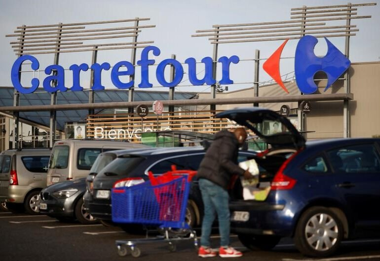 Canada's Couche-Tard drops $20 billion Carrefour takeover plan after French government opposition - Reuters