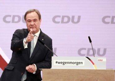 გერმანიის ქრისტიან დემოკრატიული კავშირის (ქდკ) მერკელისებრი არჩევანი