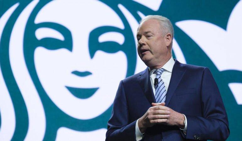 Washington State Partners With Starbucks For Vaccine Distribution