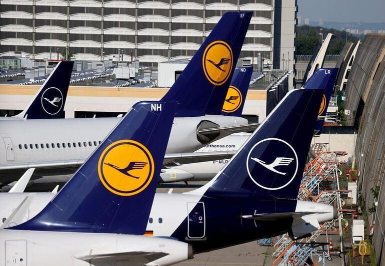 Lufthansa: 2021 წლის ზაფხულისთვის ჯავშნების რაოდენობა გაზრდილია