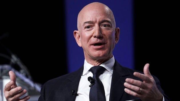 ბეზოსმა Amazon-ის $3 მლრდ-ზე მეტის ღირებულების აქციები გაყიდა