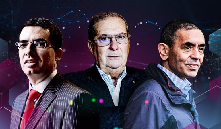 Meet The 50 Doctors, Scientists And Healthcare Entrepreneurs Who Became Pandemic Billionaires In 2020