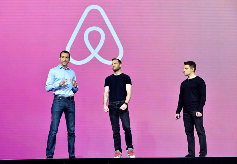 Airbnb's Three Cofounders Worth Over $3 Billion Each At Planned IPO Price