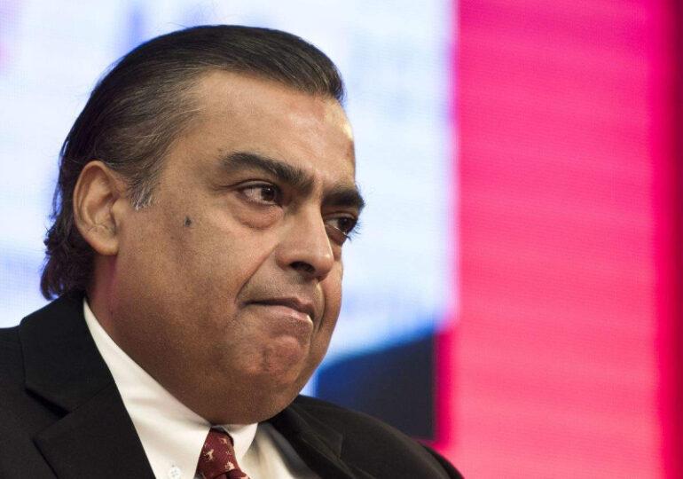 Reliance CEO Mukesh Ambani loses billions as oil slump hits shares – CNN