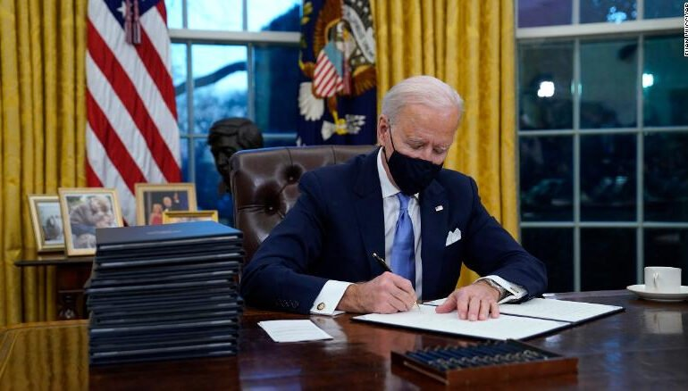 Amazon to Biden: Prioritize our workers for the vaccine