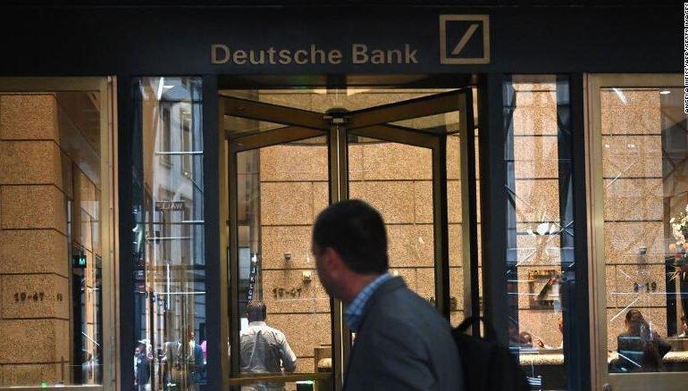 დონალდ ტრამპის პირადმა ბანკირებმაDeutsche Bank-ი დატოვეს