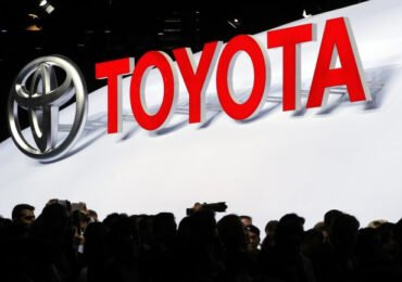 Toyota overtakes Volkswagen as world's biggest automaker