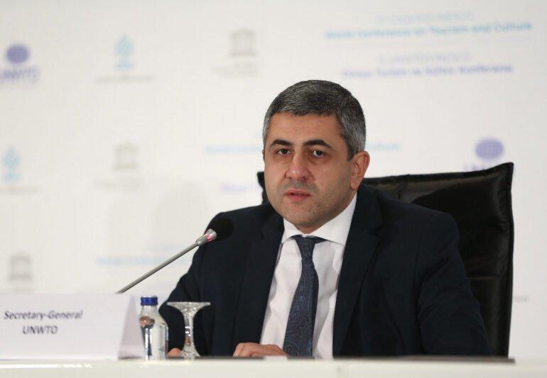 Man of the day: Zurab Pololikashvili, UNWTO Secretary General