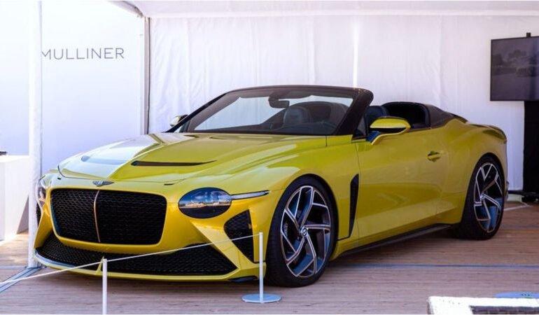Bentley 2030 წლამდე სრულად ელექტრომობილების წარმოებაზე გადავა
