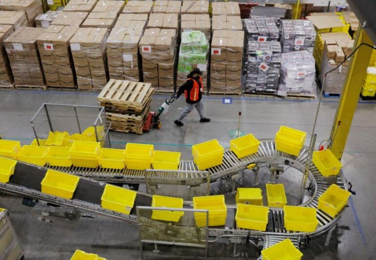 Amazon shuts New Jersey facility till Dec. 26 on virus spike among workers