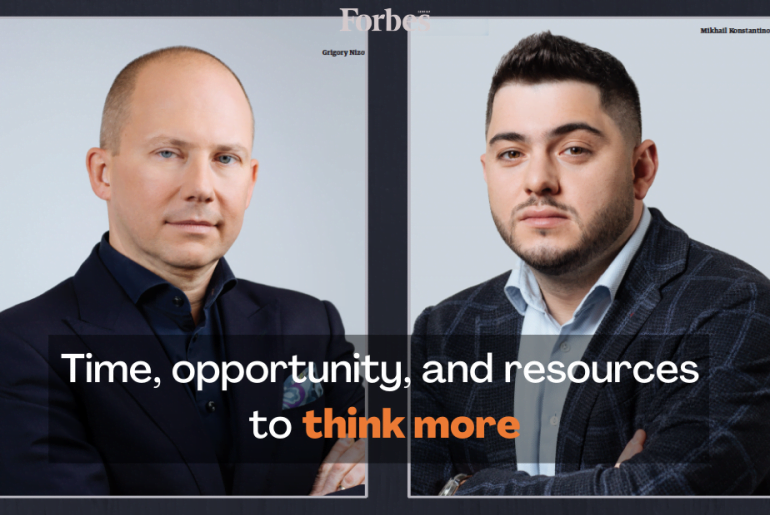 Time, opportunity, and resources to think more