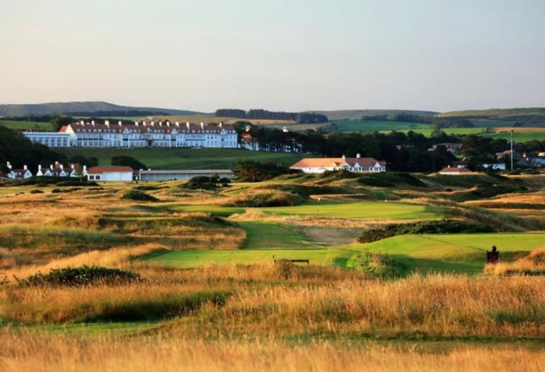 ტრამპის გოლფის კომპლექსებს ევროპაში მძიმე პერიოდი აქვს
