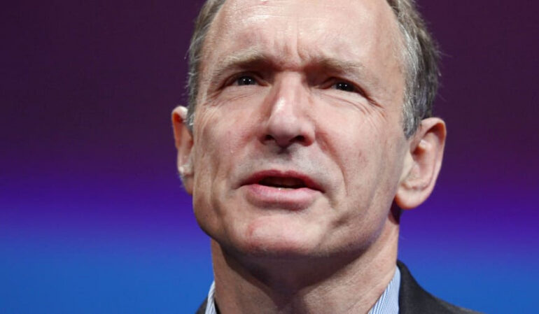 World wide web inventor launches privacy platform for enterprises – CNBC