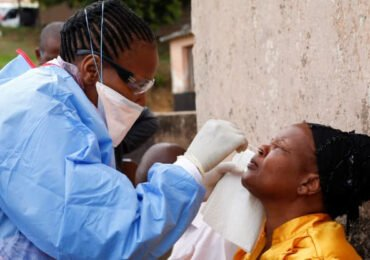 Covid variants are 'fueling Africa's second wave,' the World Health Organization says