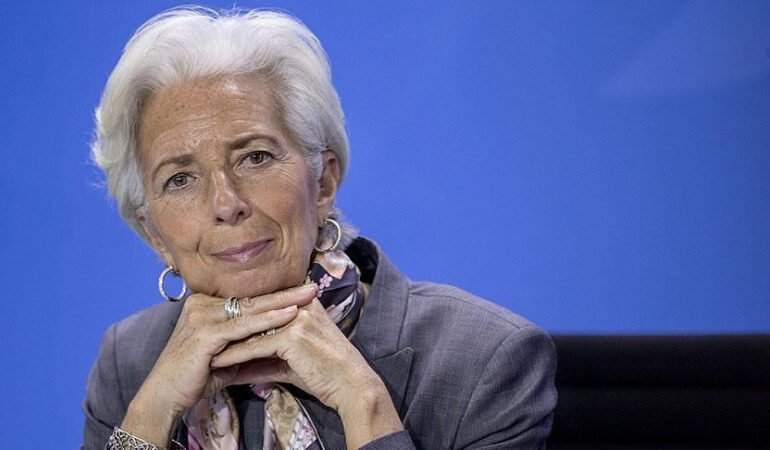 ECB's Lagarde says pandemic recovery might be delayed, but shouldn't be derailed