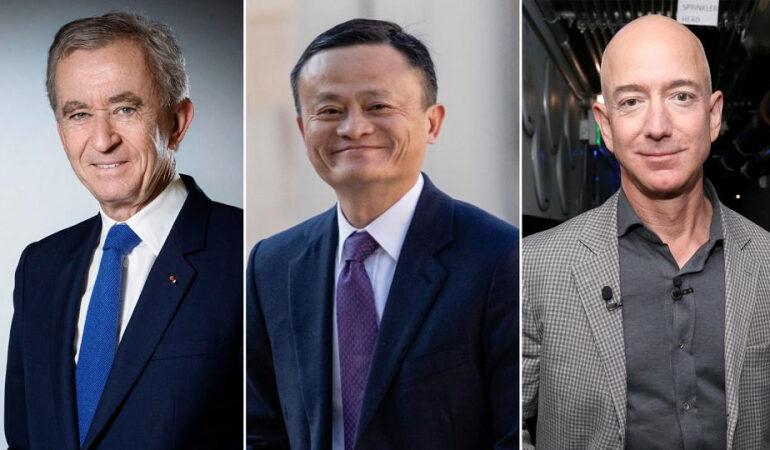 The World's Billionaires Have Gotten $1.9 Trillion Richer In 2020