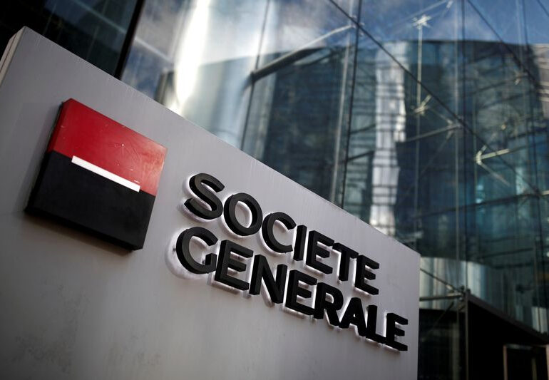 SocGen to announce 650 job cuts in France, Les Echos reports