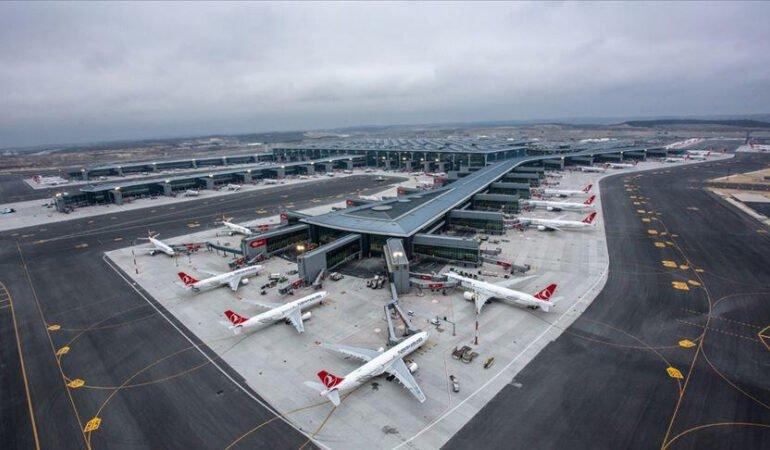 სტამბოლის აეროპორტი დატვირთულობის მიხედვით გასულ კვირას ევროპაში პირველია