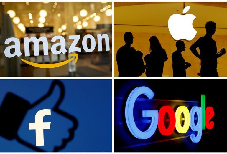 EU lawmakers want Amazon, Apple, Facebook, Google CEOs at Feb. 1 hearing