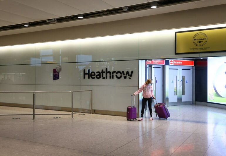 Heathrow Loses European Airport Crown in Pandemic Year - Bloomberg