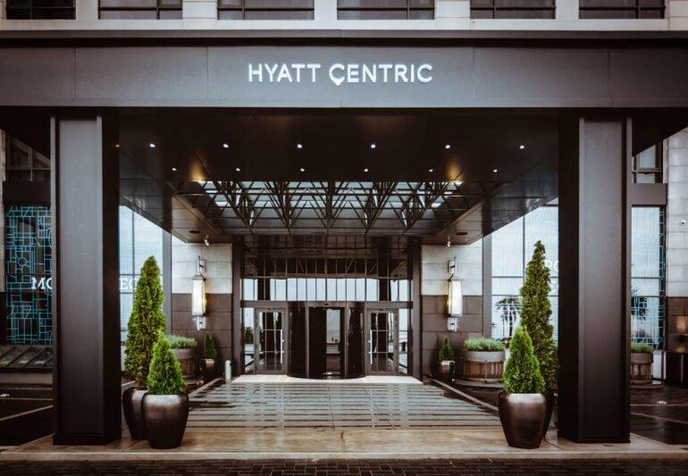 Hyatt announces plans for centric boulevard Batumi in Georgia