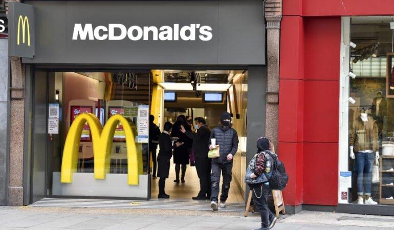 McDonald's-ის კვარტალურმა შემოსავლებმა ნავარაუდევს გადააჭარბა