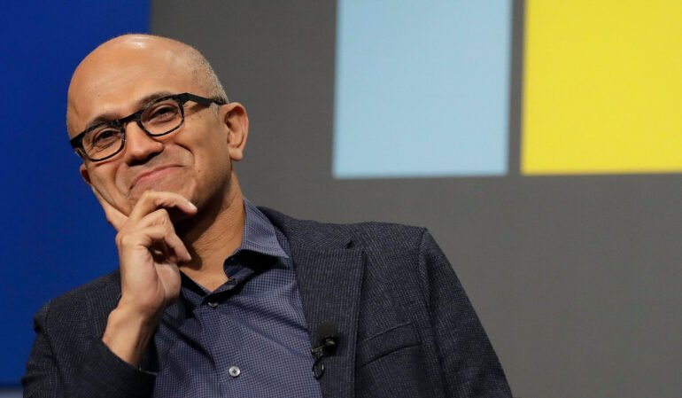 Microsoft posts record revenue as pandemic continues to fuel sales
