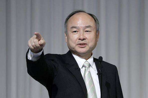 SoftBank's Son to Step Down as Chairman at Mobile Unit - Bloomberg