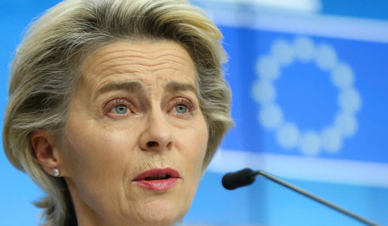 EU chief urges gradual lifting of coronavirus lockdowns, warns of a third wave - CNBC