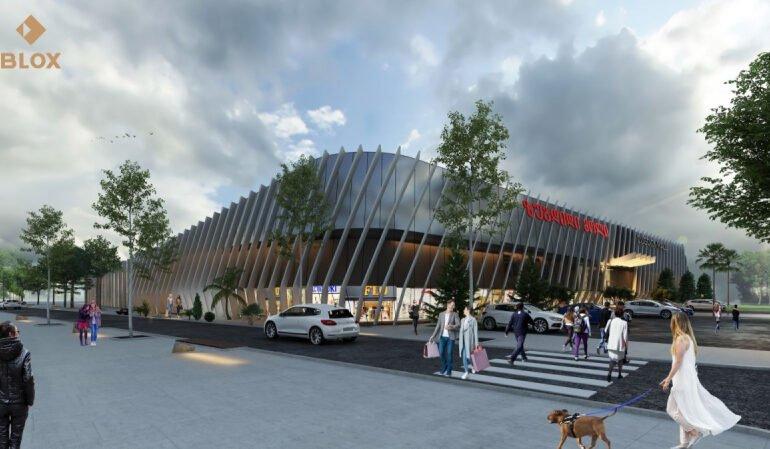 """დეველოპერული კომპანია """"ბლოქსი"""" ქალაქ ზუგდიდში მულტიფუნქციური სავაჭრო ცენტრის მშენებლობას იწყებს"""