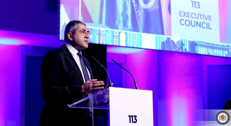 POLOLIKASHVILI RE-ELECTED AS THE UNWTO SECRETARY GENERAL FOR THE TERM 2022–2025