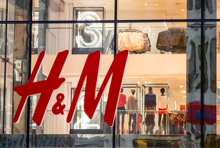 H&M-ის შემოსავლები საქართველოში