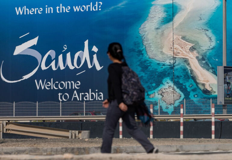 Saudi Tourism Megaproject Near to Closing $3.7 Billion Loan