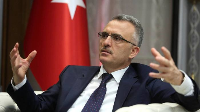 Turkey's new central bank chief overhauls lira policy - FT