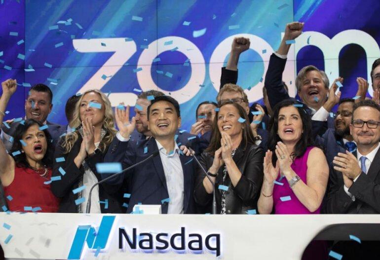 Yahoo Finance-მა 2020 წლის კომპანიად ZOOM-ი დაასახელა