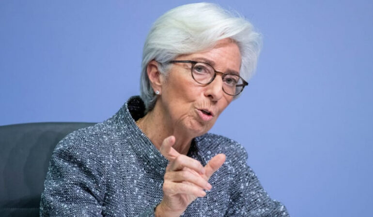 Lagarde warns against vaccine optimism and hints at more ECB easing