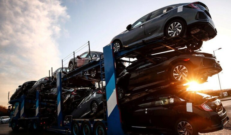 Honda's Swindon factory temporarily suspends production