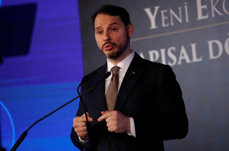 Turkish finance minister resigns in second surprise departure after lira slide