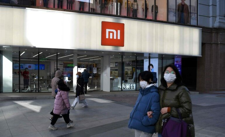 Chinese Xiaomi to begin smartphone production in Turkey