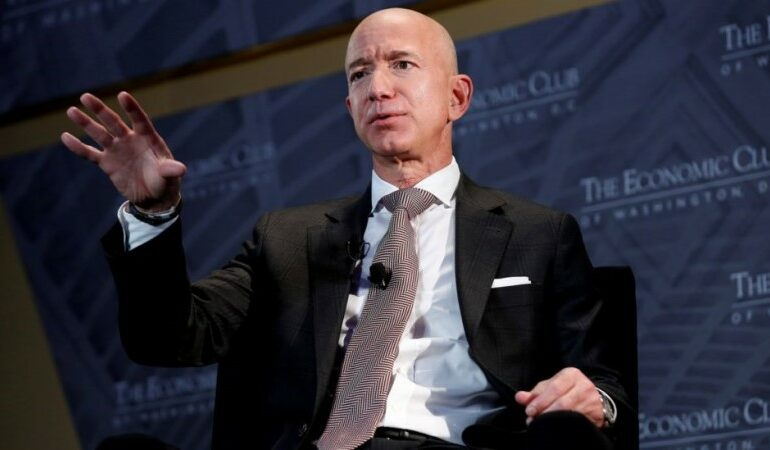 Jeff Bezos to step down as Amazon CEO, Andy Jassy to take over in Q3