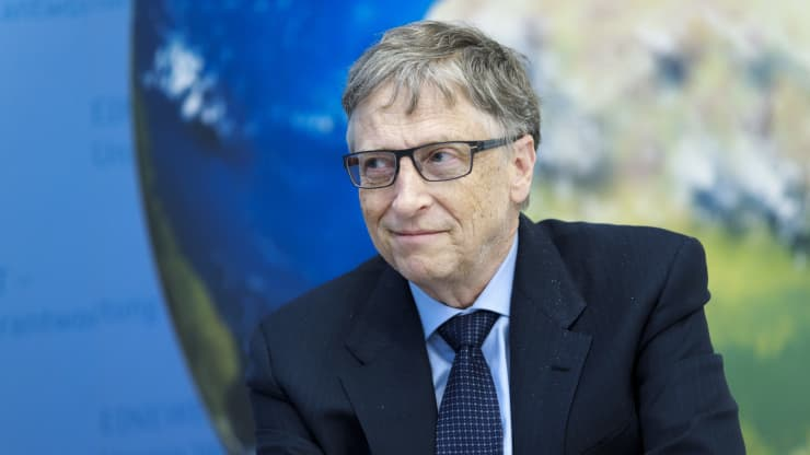 Bill Gates says bioterrorism and climate change are the next biggest threats after pandemic